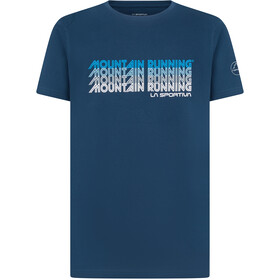 La Sportiva Mountain Running T-Shirt Men, opal